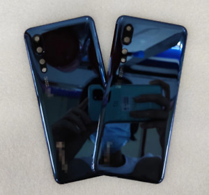 For ZTE Axon 10 Pro 4G 5G Back Battery Cover Repair Replace Phone Rear Door Case