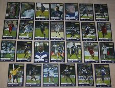 lot de 27 CARTES CLUB )) GIRONDINS DE BORDEAUX  Saison 2002/2003