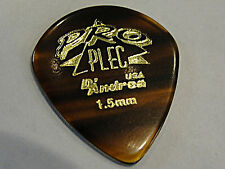 D'Andrea Pro-Plec 651 Jazz 1.5mm shell GUITAR PICKS MADE IN THE USA 12 PICKS