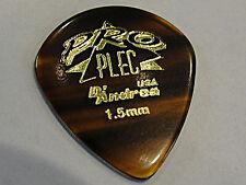 D'Andrea Pro-Plec 651 Jazz 1.5mm shell GUITAR PICKS MADE IN THE USA 12 PICKS