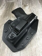 IWB APPENDIX Holster Smith & Wesson M&P Shield Kydex Hybrid 9 / 40