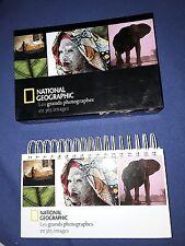 calendrier National Geographic Les grands photographes en 365 images