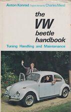 VW Beetle 1200 1300 1500 Berlina Cabrio' 65-68 Tuning IMBALLAGGIO E MANUTENZIONE LIBRO