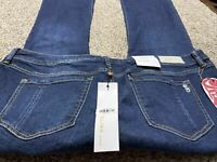 NWT SLINK JEANS CURVY BOOT NEW DESIGNER JEANS WOMEN'S SIZE 20