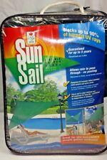 Sun Sail Shade Emerald Green Easy Gardener 11.81'x11.81'x1 1.81'