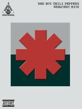 RED HOT CHILLI PEPPERS GREATEST HITS GUITAR TAB SONGBOOK *BRAND NEW* SHEET MUSIC