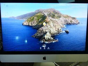 "Apple iMac A1419 - 27"" Core i5 3.5GHz - 2017 - 8GB Ram, 1TB Storage - Damaged"