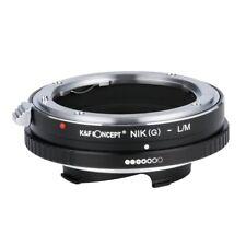 K&F Concept NIK(G) - L/M Lens Adapter for Nikon AI(G) Lens to Leica M L/M Camera