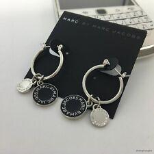 Hot Sale Marc By Marc Jacobs 7 Colors Letters Disc Pendants Earrings #E007X