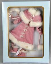 "Tonner Winter Wonderland Outfit fits 12"" Alice In Wonderland, Marley NRFB Rare"