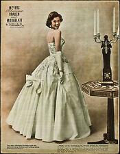 Meyers Schweizer Frauen- und Modeblatt Nr.23 11.1955
