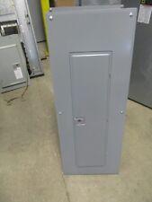 Square D Hom420M200C, 200 Amp Main Breaker 1Ø 240V 40 Circuit Load Center- E2179