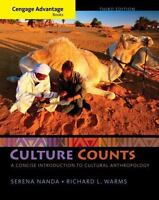 Cengage Advantage Books: Culture Counts: A Concise Introduction to Cultural Ant