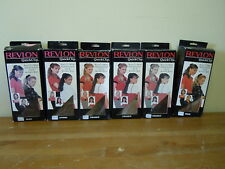 Lot of 6 Revelon QuickClip Ready-To-Wear Hair Extension On A Butterfly Bow