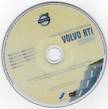 Volvo RTI MMM (P2001) 2015 DVD MAPPE Europe C30/70 S40/60/80 V50/70 DVD B