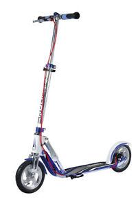 Hudora Big Wheel AIR 205 Dual Brake Adults Multicolor Asphalt 120 kg 2 14015