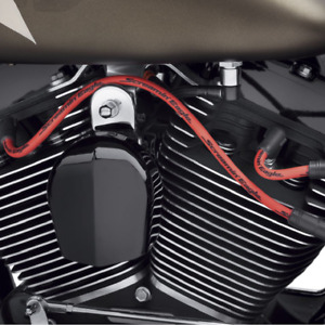 00 - 17 Harley Davidson softail Screamin Eagle Phat spark plug wires 10mm RED