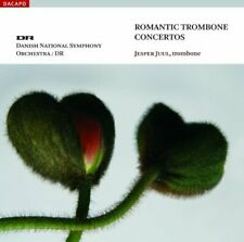 JUULDANISH NATIONAL SO - ROMANTIC TROMBONE CONCERTOS [CD]