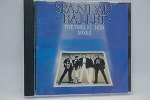 Spandau Ballet  - The Twelve Inch Mixes  CD Album