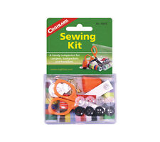 Coghlans Sewing Kit Emergency Clothing and Gear Repair Needles Thread Scissors