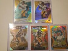 Steelers Card Lot Select Diontae Johnson Silver RC, Benny Snell Jr RC /99 + MORE