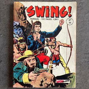 CAP'TAIN SWING N° 53 - MON JOURNAL 1970 - TBE