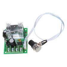 Motor Speed Control Switch Controller Pulse Width Modulator PWM DC 6V/12/24V 10A
