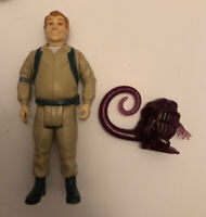 Vintage The Real Ghostbusters Ray Stanz Action Figure And Ghost Vintage Kenner