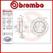 08.C172.2X#25 DISCO FRENO POSTERIORE SPORTIVO BREMBO XTRA HYUNDAI i30 Coupe 1.6