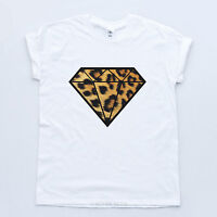 Diamond Leopard Galaxy Religion Luxury Tee Roses Weed Supply New T shirt