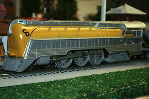 Lionel 6-18043 Chesapeake & Ohio Streamlined Hudson & Tender w/Railsounds