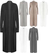 Langarm Damen-Pullover mit mittlerer Strickart aus Viskose ohne Muster