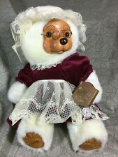 Robert Raikes Mrs. Santa Claus Bear