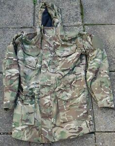 BRITISH ARMY WATERPROOF MVP PATTERN COMBAT SMOCK, 190 / 104 SIZE,