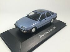 Ford Sierra 2.3 GHIA (1984) 1/43 Voiture Miniature Salvat Diecast Model Car AVQ2