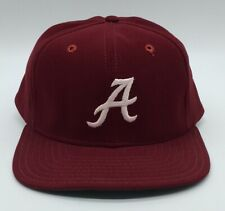 Vintage University Of Alabama SnapBack Hat Cap Crimson Tide New Era NCAA Roll