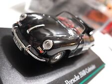 Hongwell (China) Black Porsche 356B Cabriolet Diecast 1:43 NIB