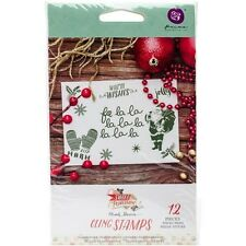 Prima Marketing Sweet Peppermint Cling Rubber Stamps - 425502