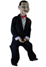 James Wan Mary Shaw Dead Silence Billy Life Size Puppet Prop TOTS 4ft In Stock!