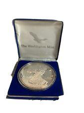 1995 Washington Mint American Eagle 1/2 Pound .999 Silver