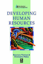 NEW Developing Human Resources (Institute of Management Diploma)