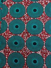 Nouveau Designer multicolore African Print Artisanat Robes Making vendus par yard