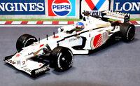 BAR Honda 03 F1 Formula One J.Villeneuve 1:43 Pauls Model Art Minichamps Car