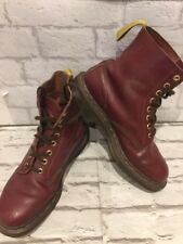 LIMITED EDITION DR MARTEN Boots Uk7 EU41 Anniversary Rare Made In England