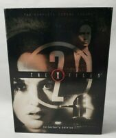 The X-Files TV Series Complete Season 2 Collector's Edition 7 Disc Set DVD