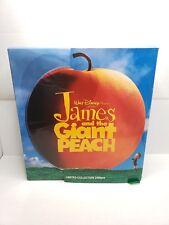 Walt Disney Disney Pictures James And The Giant Peach Stuffed Figure Set NIB