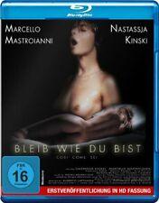Bleib wie du bist [Blu-ray/NEU/OVP] Nastassja Kinski, Marcello Mastroianni, Fran