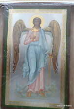 Guardian Angel Icon  RUSSIAN WOODEN ICON