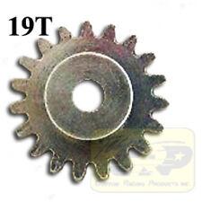 19T PINION GEAR  Frog 58041 58354 Subaru Brat 58038 58384 Lancia  Tamiya 3515007