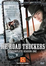 Ice Road Truckers:The Complete Season 1- Used -3 Disc DVD set- History Channel
